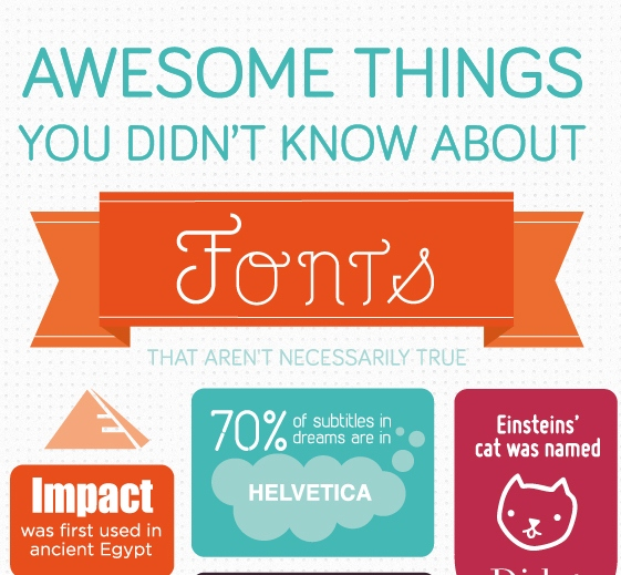 awesome things you didnt know about fonts