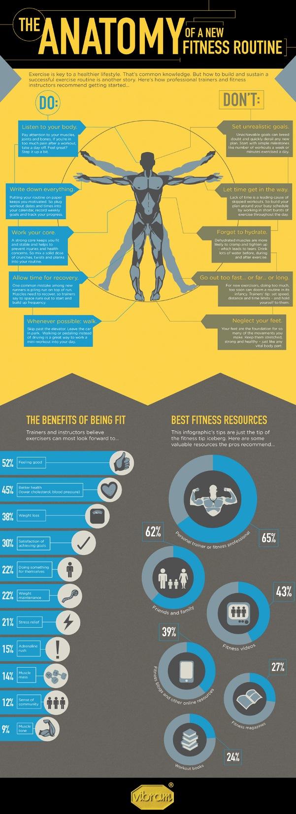 Anatomy of fitness