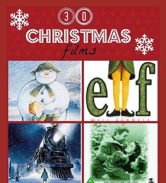30 christmas films 1