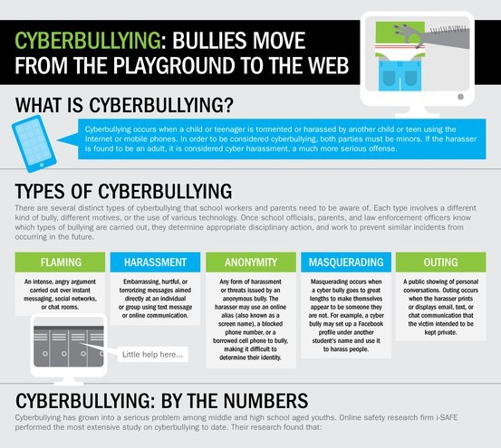 cyberbullying bullies move from the playground to the web