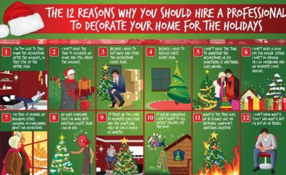 how to decorate your home for the holidays 1