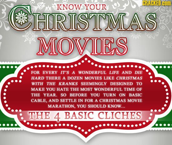 know your christmas movies 1