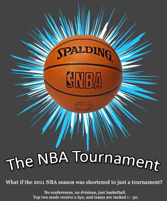 the NBA tournament 1