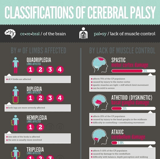 classifications of cerebral palsy 1