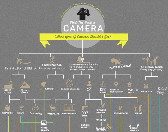 find the perfect camera 1