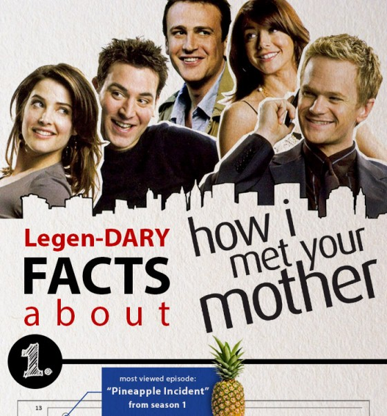 how i met your mother TV show 1