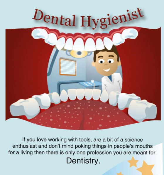 want to be a dental hygienist 1