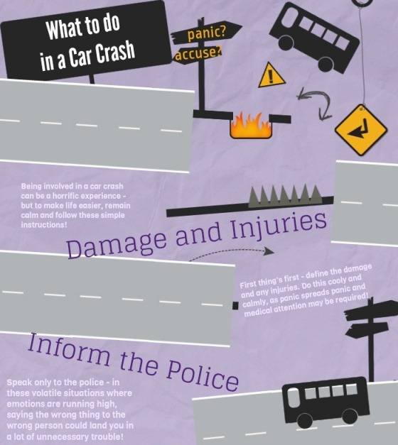 what to do in a car crash 1