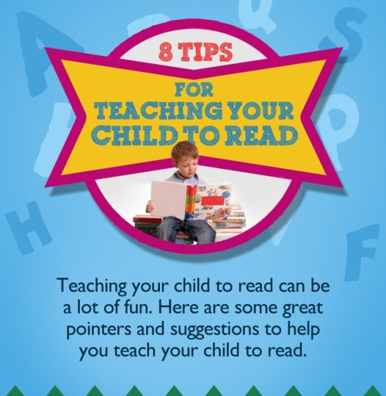 8 tips for teaching your child to read 1