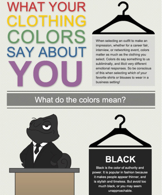 what your clothing colors say about you 1