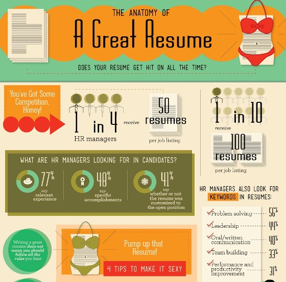 the anatomy of a great resume 1