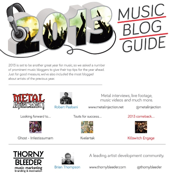 the music blog guide - every music fanatic must see 1