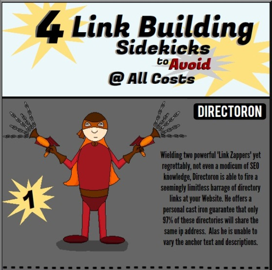 4 link building sidekicks to avoid at all costs 1