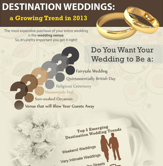 destination weddings a growing trend in 2013 1