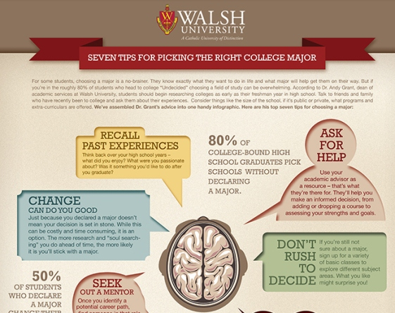 seven tips for picking the right college major 1