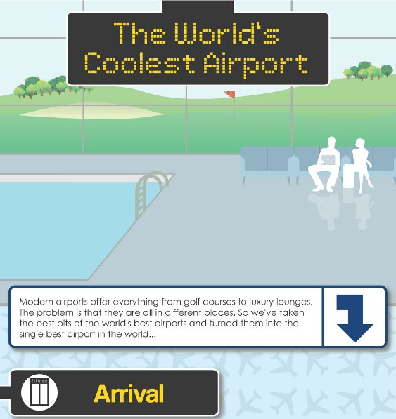 the world's coolest airport 1