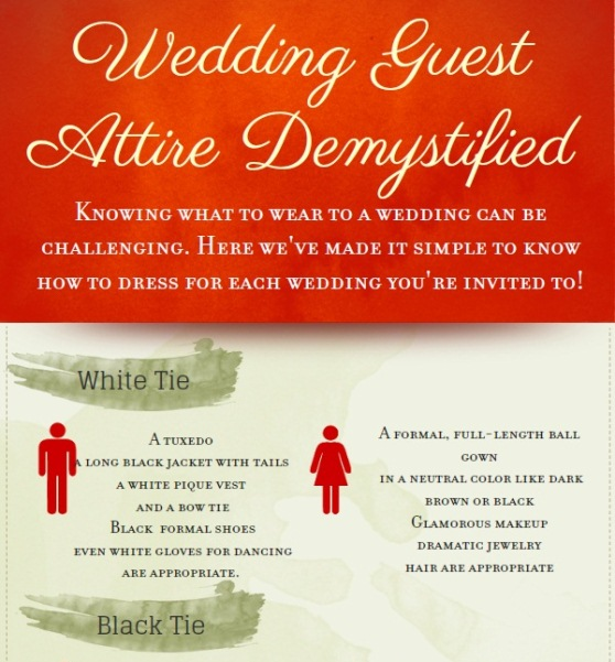 wedding guest attire demystified 1