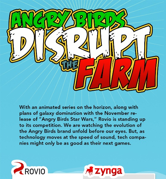 angry bird disrupt the farm 1