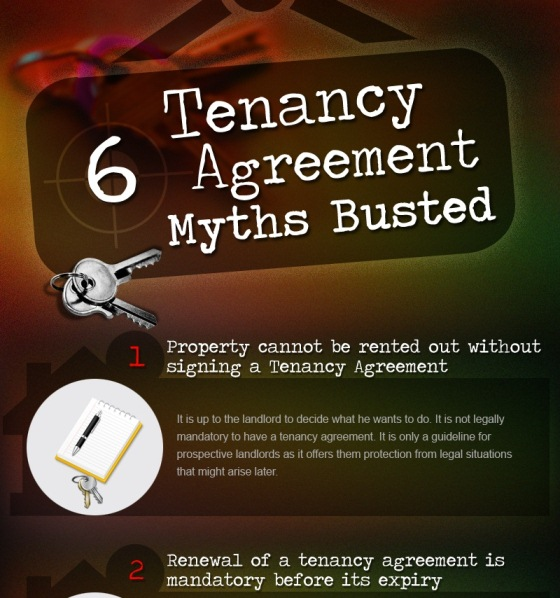 various myths related to tenancy agreements 1
