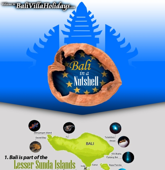 10-Point Rundown of Bali's Greatness (Infographic)