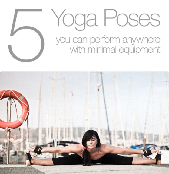 yoga fit and relaxation anywhere at anytime 1