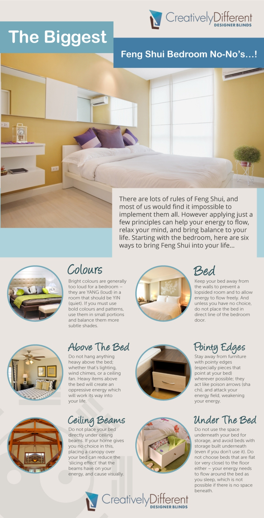 How to feng shui your bedroom for Feng shui in the bedroom