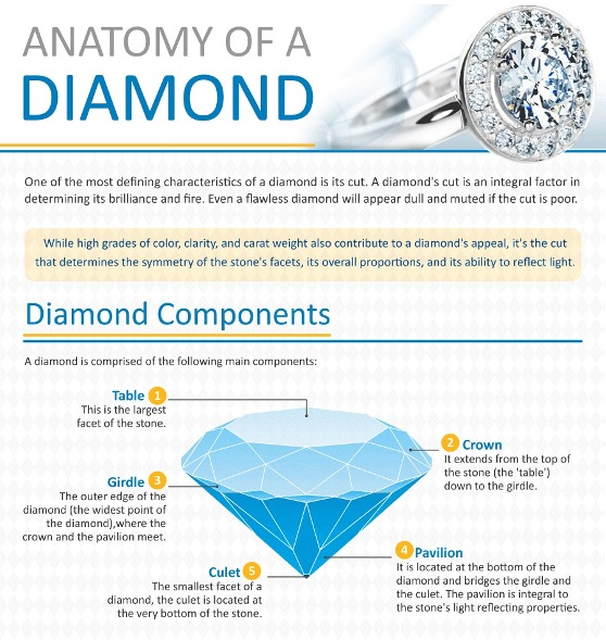 anatomy of a diamond 1