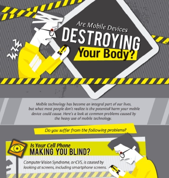 are mobile devices destroying your body 1