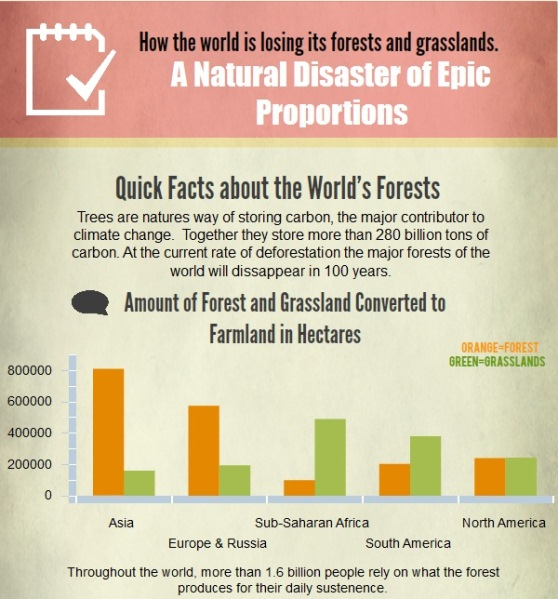 how the world is losing its forests and grasslands 1
