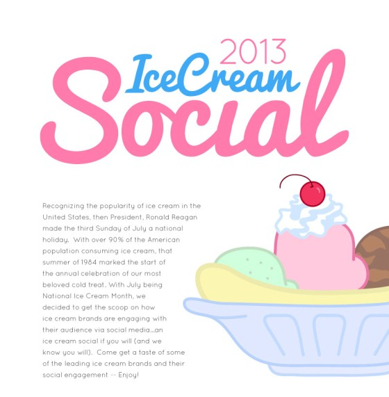 2013 ice cream  on social media 1