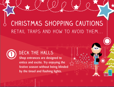 Christmas Retail Traps and How to Avoid Them